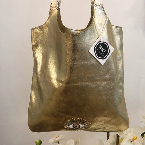 Olivia Eye Tote Bag
