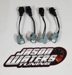 Wired OBD-1 to EV6 Injector Adapters