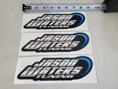 Small JWT decal