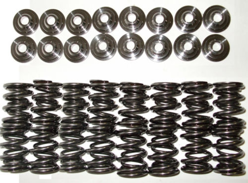Brian Crower Dual Valve Springs and Steel Retainers B Series VTEC