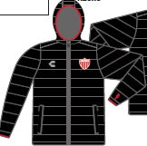 CHARLY NECAXA WINTER JACKET 2019-2020