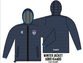 CHARLY PACHUCA WINTER JACKET 2019-2020