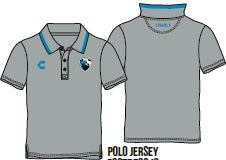 CHARLY TAMPICO POLO PIQUE 2019-2020