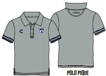 CHARLY PACHUCA POLO PIQUE 2019-2020