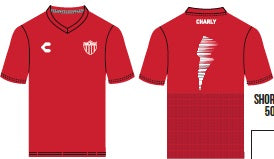 CHARLY NECAXA TRAINING T-SHIRT 2019-2020