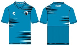 CHARLY TAMPICO TRAINING T-SHIRT 2019-2020