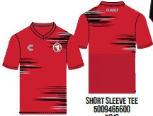 CHARLY XOLOS TRAINING T-SHIRT 2019-2020