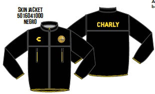 CHARLY DORADOS SKIN JACKET 2019-2020