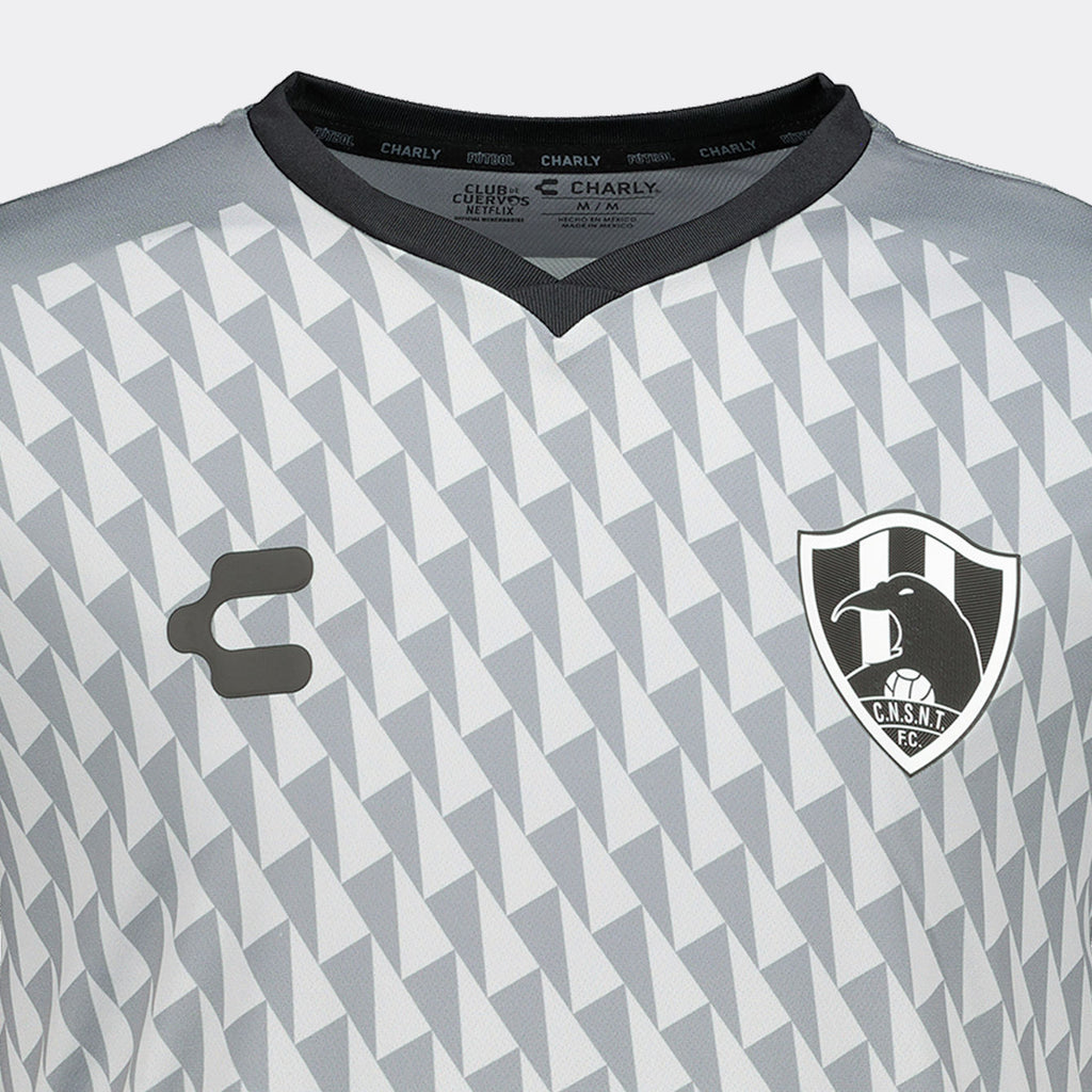 CHARLY CUERVOS AWAY JERSEY SEASON 4