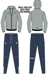 CHARLY PACHUCA TRACK SUIT 2019-2020
