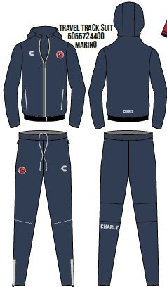 CHARLY VERACRUZ TRACK SUIT 2019-2020