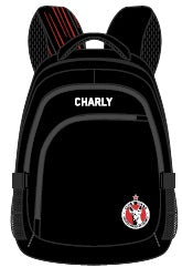 CHARLY XOLOS BACKPACK 2019-2020