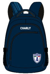 CHARLY PACHUCA BACKPACK 2019-2020