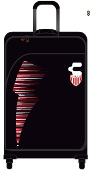 CHARLY NECAXA TRAVEL BAG 2019-2020