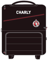 CHARLY XOLOS TRAVEL SMALL BAG 2019-2020