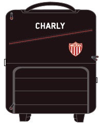 CHARLY NECAXA TRAVEL SMALL BAG 2019-2020