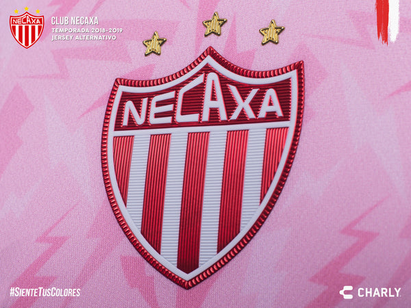 CHARLY NECAXA THIRD JERSEY 2018-19 WOMEN