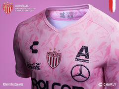 CHARLY NECAXA THIRD JERSEY 2018-19