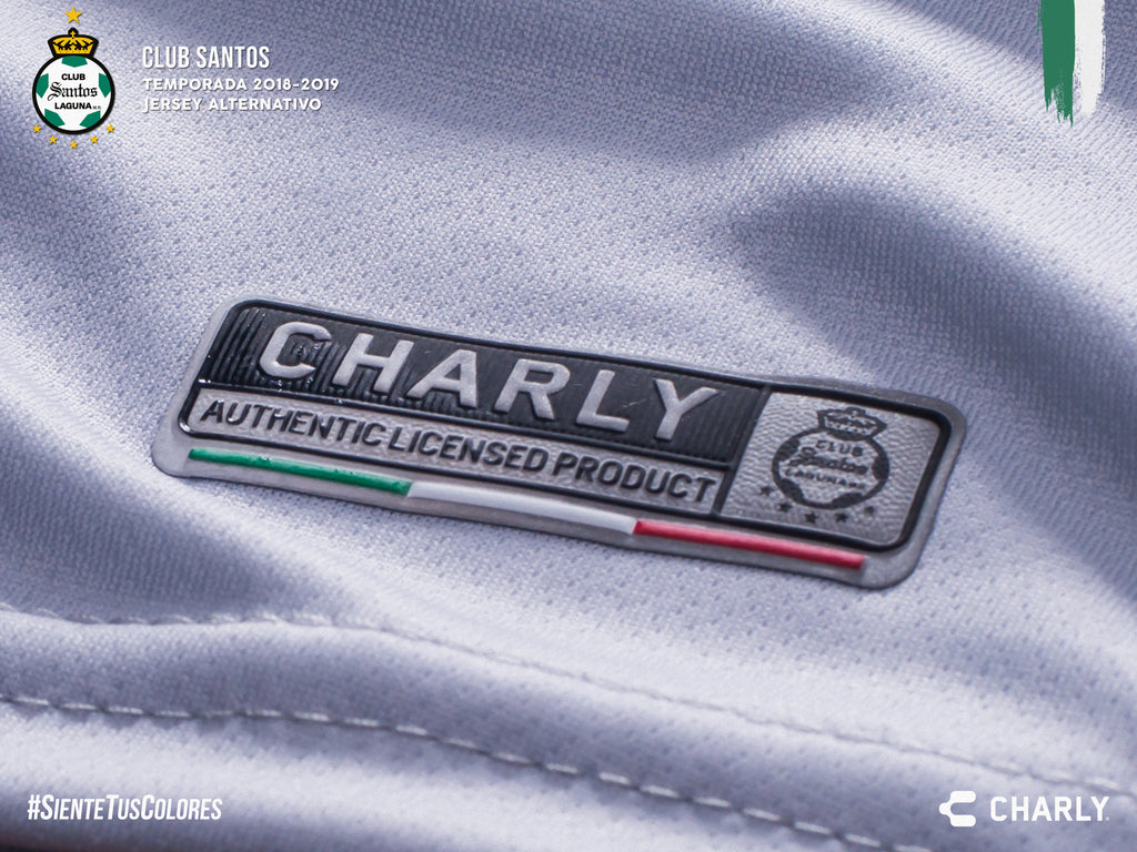 CHARLY SANTOS THIRD JERSEY 2018-19