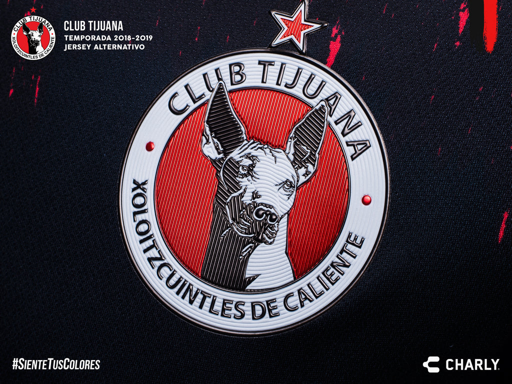 CHARLY XOLOS THIRD JERSEY 2018-19 WOMEN