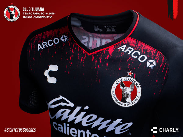 CHARLY XOLOS THIRD JERSEY 20018-19