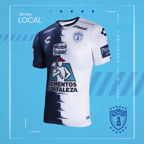 CHARLY PACHUCA HOME JERSEY 2019-20