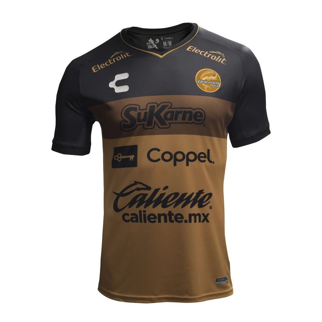 CHARLY DORADOS HOME JERSEY 2018-19