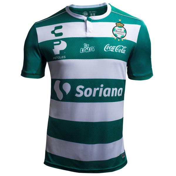 CHARLY SANTOS HOME JERSEY 2018-19