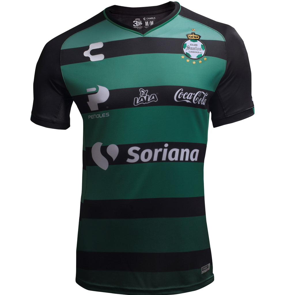 CHARLY SANTOS AWAY JERSEY 2018-19