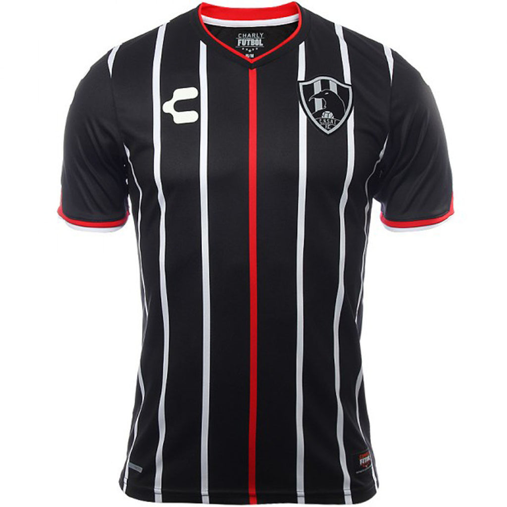 CHARLY CUERVOS HOME JERSEY SEASON 3