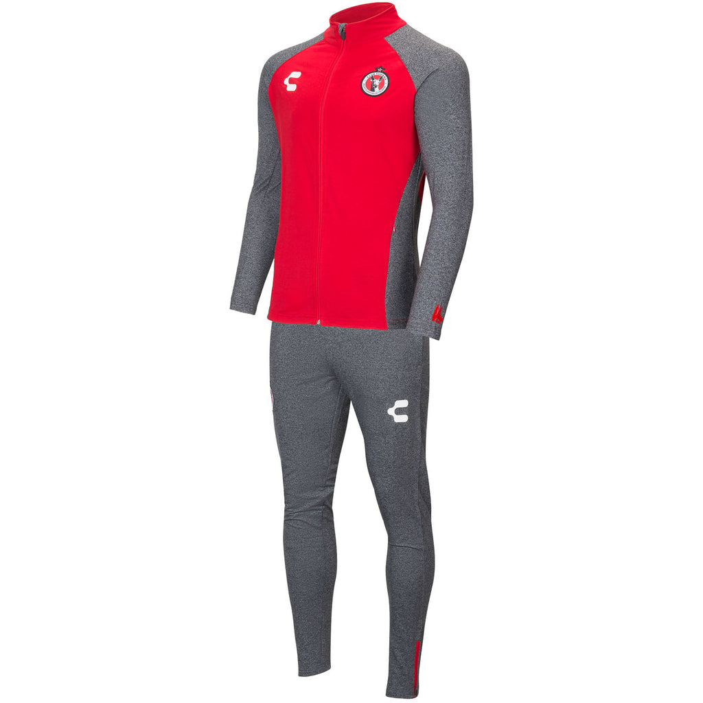 CHARLY XOLOS TRACK SUIT RED