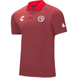 CHARLY XOLOS MELANGE POLO SHIRT