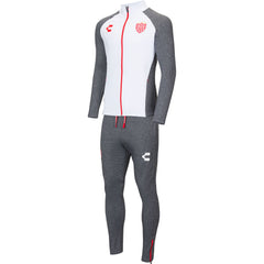 CHARLY NECAXA TRACK SUIT WHITE