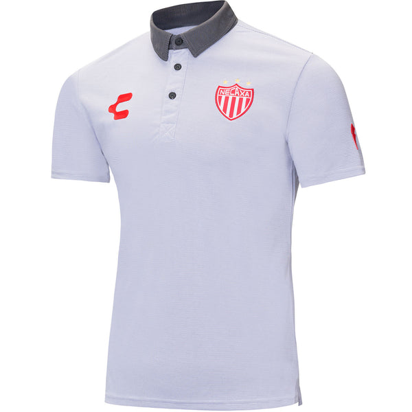 CHARLY NECAXA BAMBOO POLO SHIRT