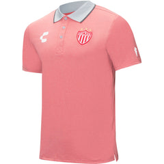CHARLY NECAXA MELANGE POLO SHIRT