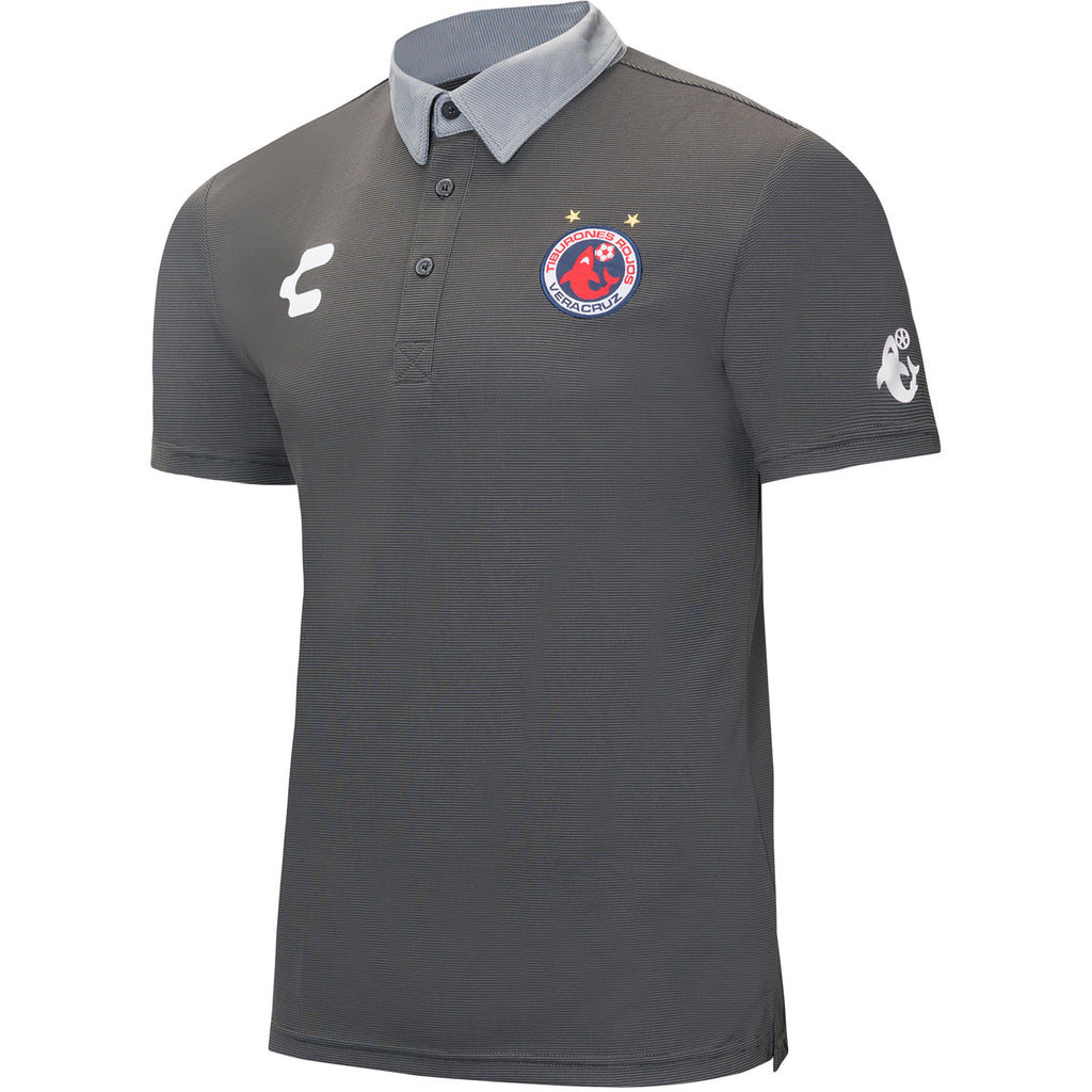 CHARLY VERACRUZ BAMBOO POLO SHIRT