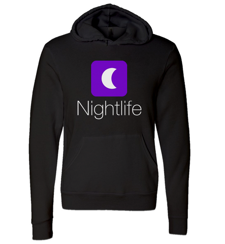 Nightlife Hoody (Black)