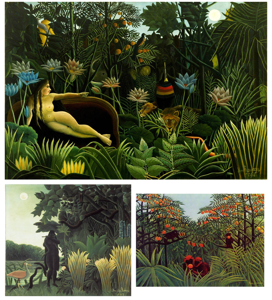 baby and company rousseau painting blog quiet myth sunday guide