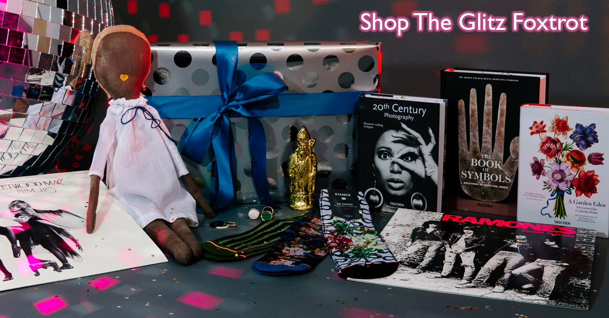 Shop the Glitz Foxtrot Gift Guide