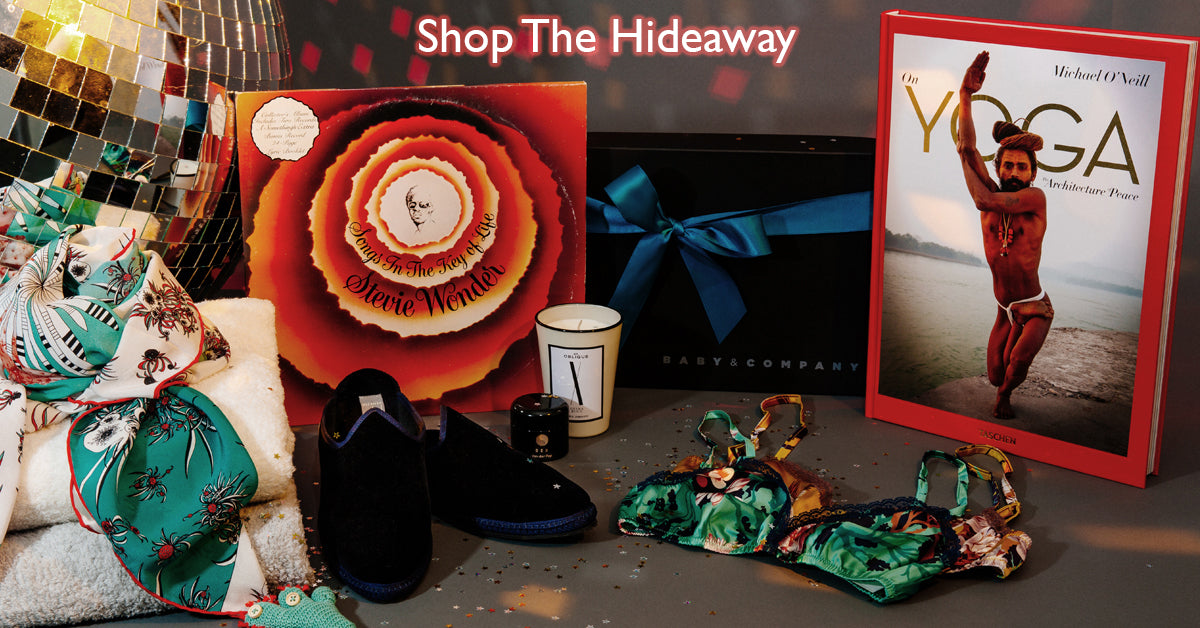 Shop the Hideaway Gift Guide