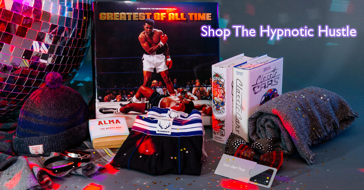 Shop the Hypnotic Hustle Gift Guide