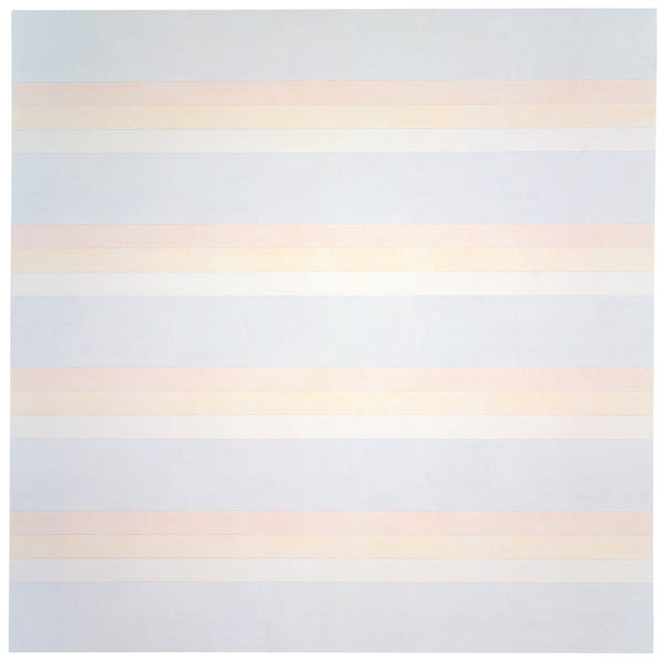 Untitled #2 by Agnes Martin 1992