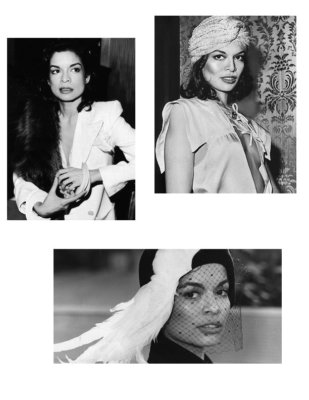 Bianca Jagger Fashion Inspiration