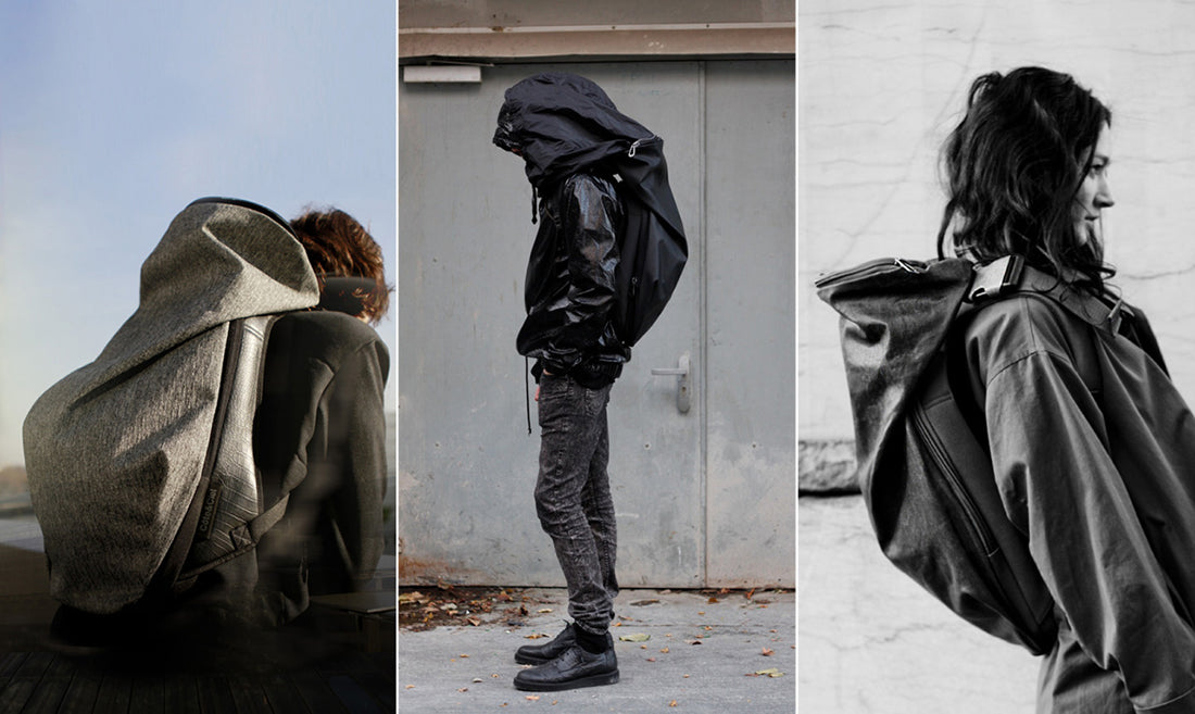 Cote & Ciel Backpacks