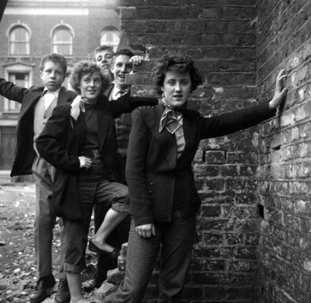 Teddy Girls