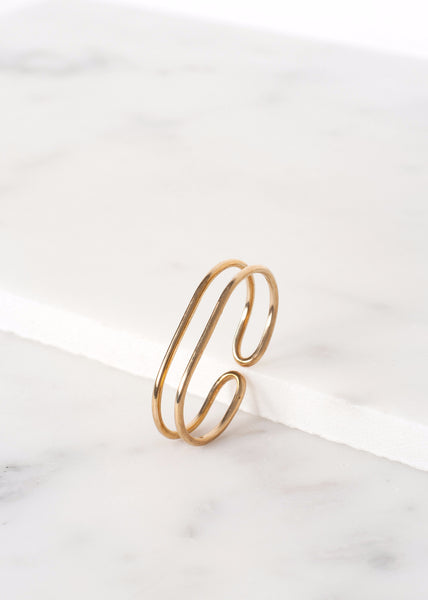 Ring 83 in Gold