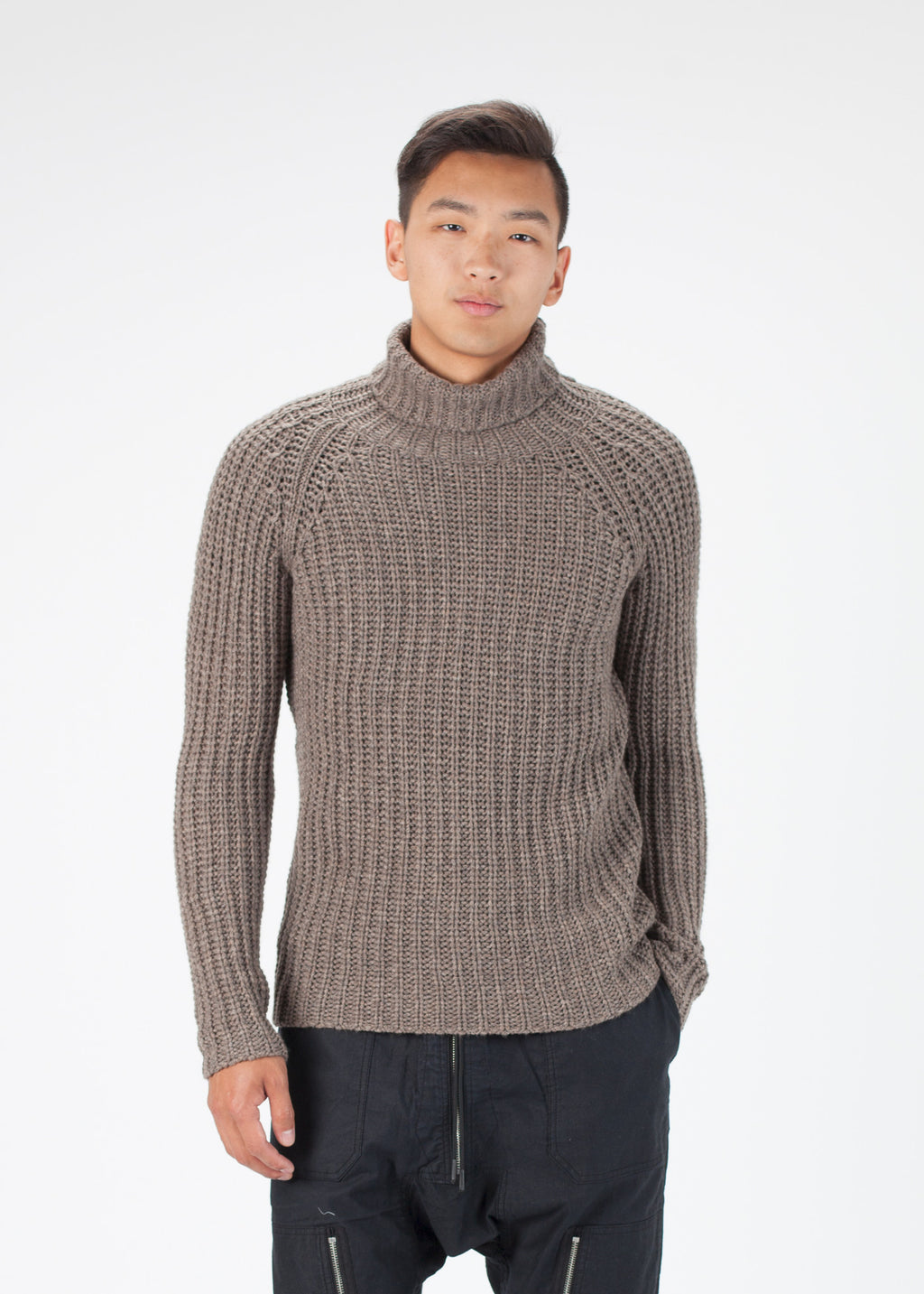 Cable Knit Pullover