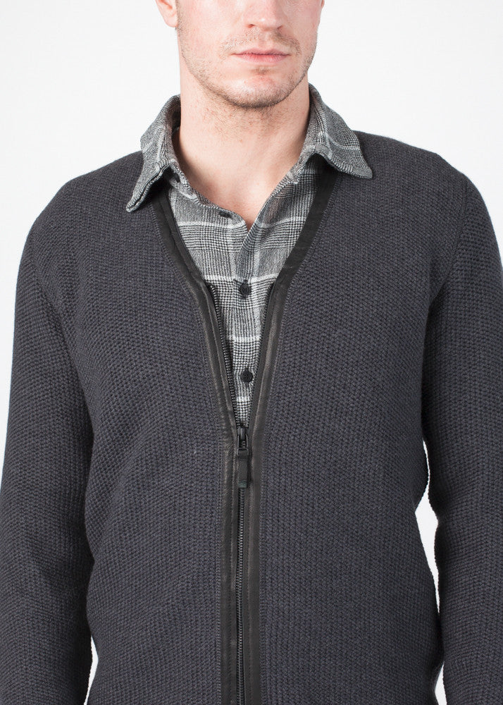 Ringo Zip Up Sweater
