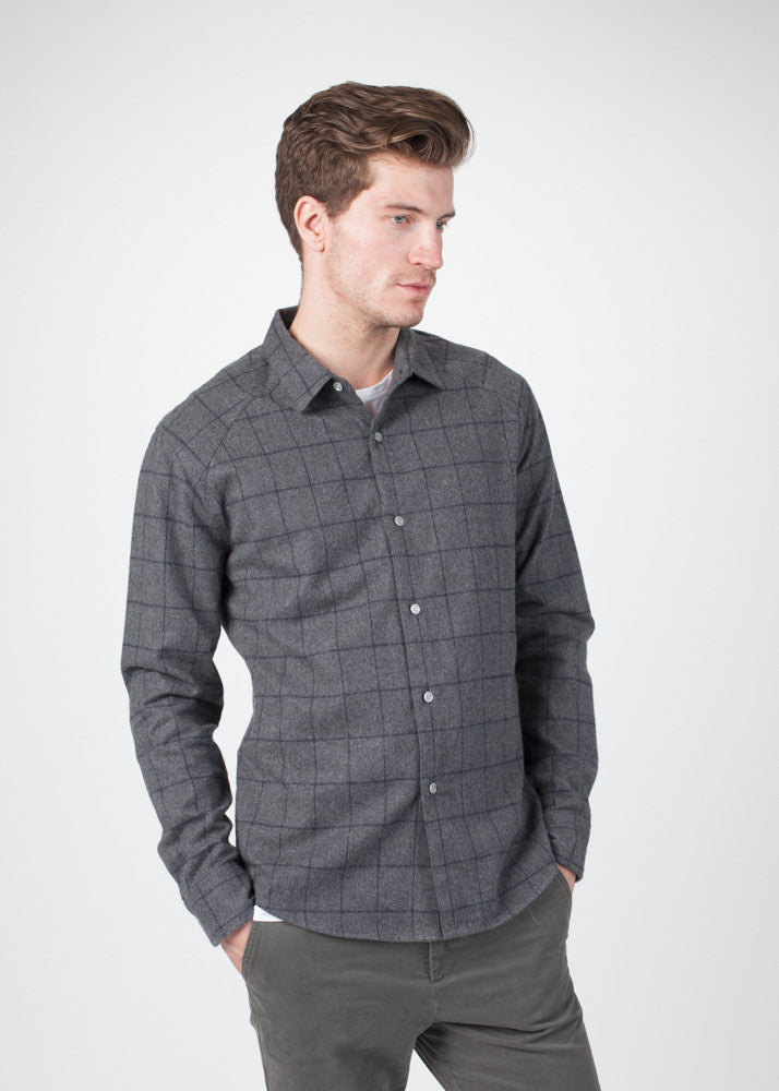 Pacific Plaid Shirt
