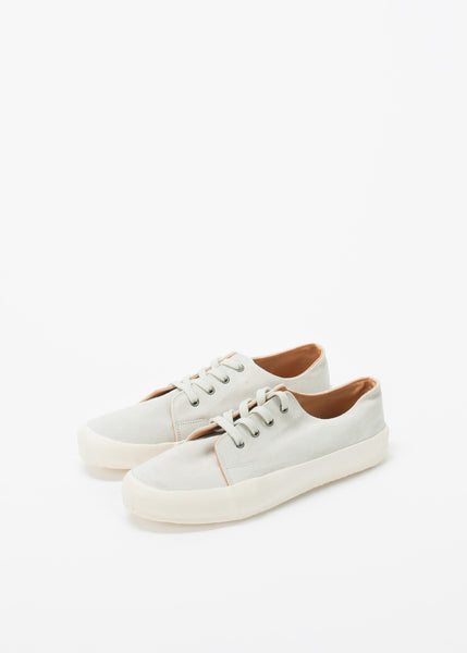 Suede Lace Up Trainer